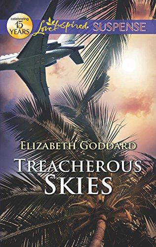 9780373445196: Treacherous Skies (Love Inspired Suspense)