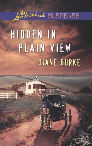 Hidden in Plain View (Love Inspired Suspense): Burke, Diane