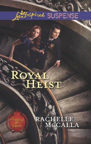 9780373445455: Royal Heist (Love Inspired Suspense)