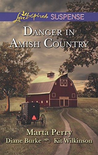 9780373445561: Danger in Amish Country: Fall from Grace\Dangerous Homecoming\Return to Willow Trace (Love Inspired Suspense)