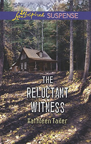 9780373445585: The Reluctant Witness (Love Inspired Suspense)