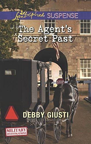 9780373445875: The Agent's Secret Past (Military Investigations)