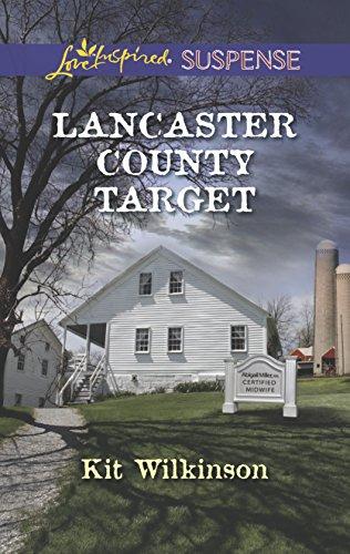 9780373445936: Lancaster County Target (Love Inspired Suspense)