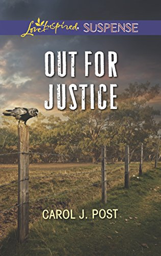 9780373446032: Out for Justice (Love Inspired Suspense)