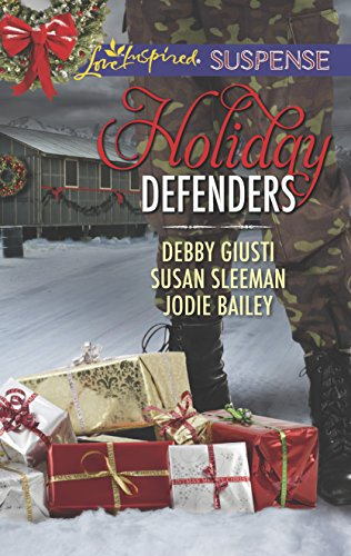 9780373446261: Holiday Defenders: Mission: Christmas Rescue / Special Ops Christmas / Homefront Holiday Hero