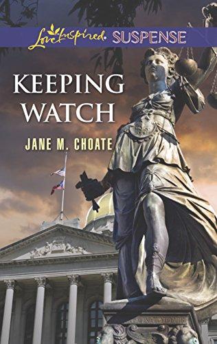 9780373446292: Keeping Watch (Love Inspired Suspense)