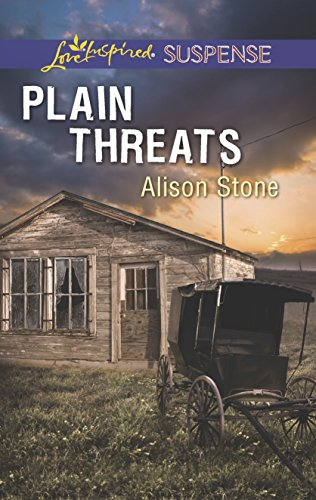 9780373446926: Plain Threats (Love Inspired Suspense)
