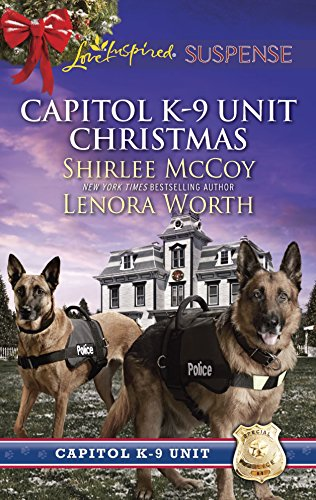 9780373447022: Capitol K-9 Unit Christmas: Protecting Virginia\Guarding Abigail