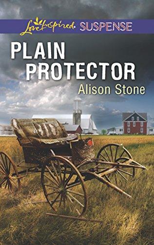 9780373447435: Plain Protector (Love Inspired Suspense)