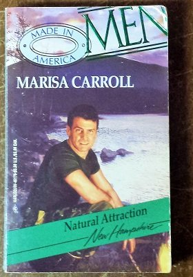 Men Made In America #29: Natural Attraction,: Carroll Marisa