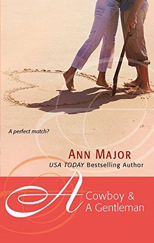 9780373470525: A Cowboy & A Gentleman