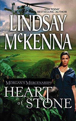9780373470594: Heart of Stone (Morgan's Mercenaries)