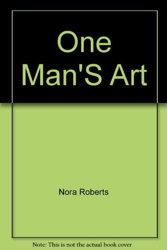 9780373482115: One Man'S Art