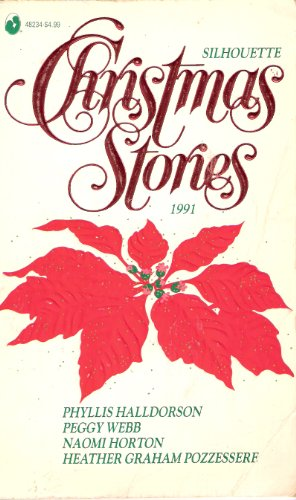 9780373482344: Silhouette Christmas Stories, 1991