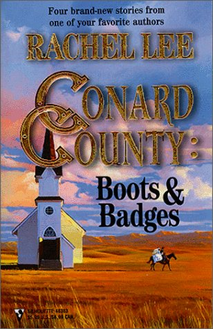 9780373483839: Conard County: Boots & Badges