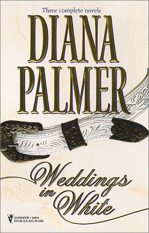 9780373484140: Weddings in White : Unlikely Lover, The Princess Bride, Callaghan's Bride (3 novel volume)