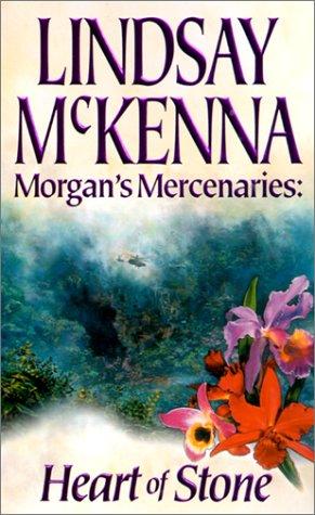 9780373484263: Morgan's Mercenaries: Heart of Stone