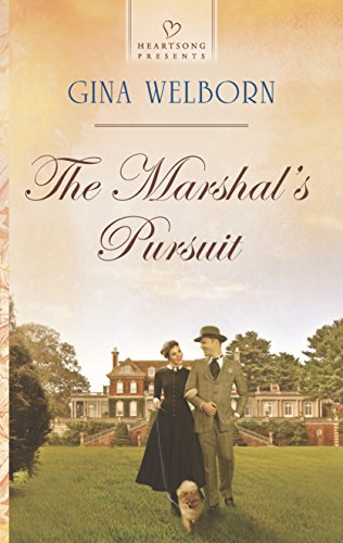 9780373487240: The Marshal's Pursuit (Heartsong Presents)