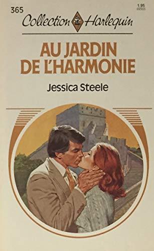 9780373493654: Title: Au Jardin de LHarmonie Harlequin French French Edi