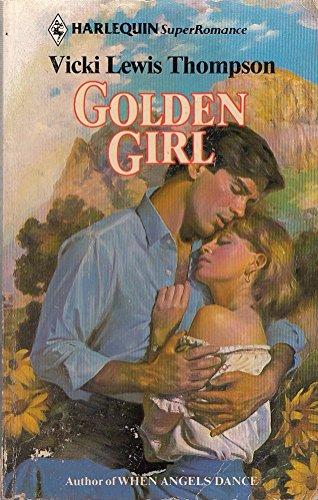 9780373508792: Golden Girl (Mills & Boon Superromance)