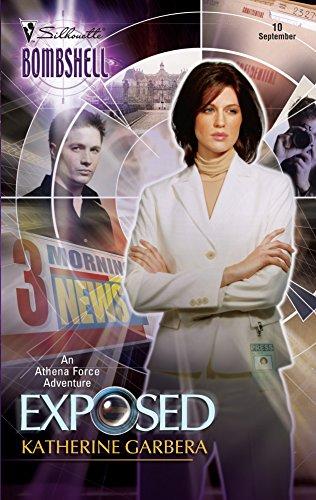 Exposed: Athena Force (Bombshell): Garbera, Katherine