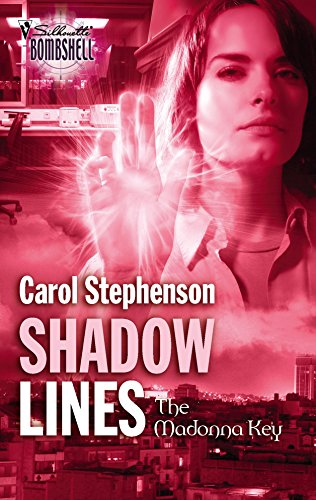 9780373514243: Shadow Lines (Silhouette Bombshell)
