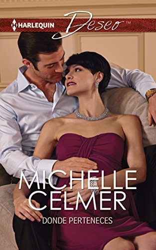 9780373516162: Donde perteneces: (WHERE YOU BELONG) (Caroselli's Accidental Heir) (Spanish Edition)