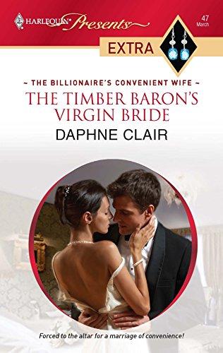 9780373527113: The Timber Baron's Virgin Bride