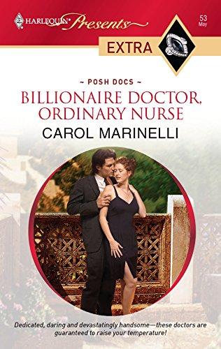 9780373527175: Billionaire Doctor, Ordinary Nurse
