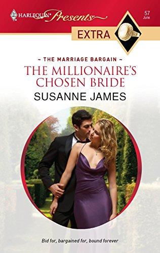 9780373527212: The Millionaire's Chosen Bride