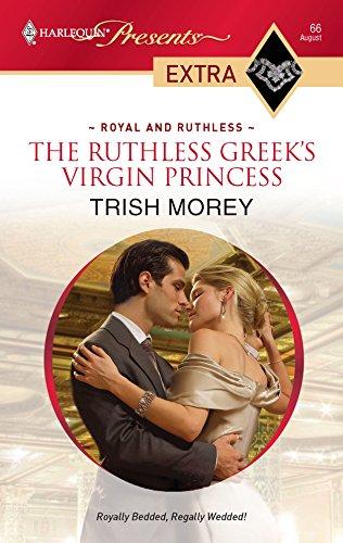 9780373527304: The Ruthless Greek's Virgin Princess