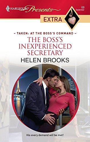 9780373527335: The Boss's Inexperienced Secretary