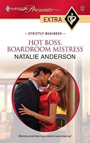 9780373527670: Hot Boss, Boardroom Mistress