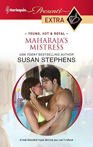 9780373528318: Maharaja's Mistress