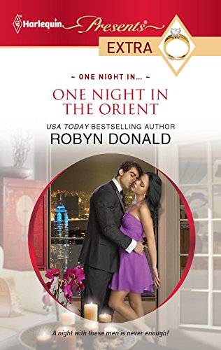 9780373528547: One Night in the Orient