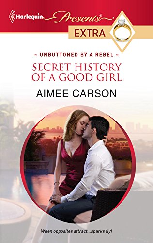 9780373528561: Secret History of a Good Girl