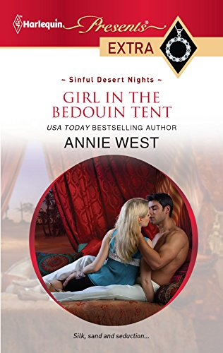 Girl in the Bedouin Tent (0373528582) by Annie West