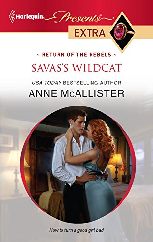 9780373528615: Savas's Wildcat (Harlequin Presents Extra)