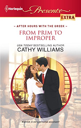 From Prim to Improper: Cathy Williams