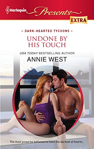 9780373528691: Undone by His Touch (Harlequin Presents Extra)