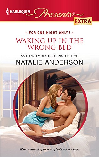 9780373528806: Waking Up in the Wrong Bed