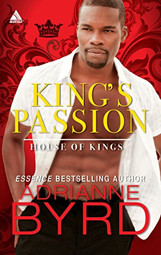 9780373534456: King's Passion (House of Kings)