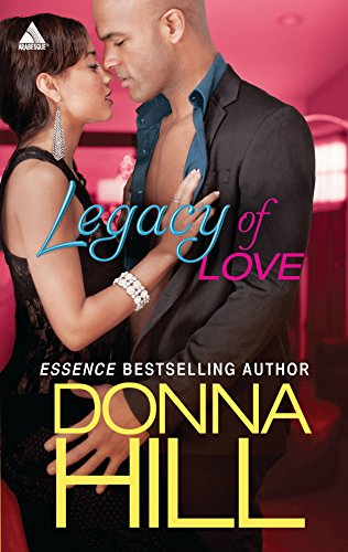 9780373534555: Legacy of Love (Arabesque)