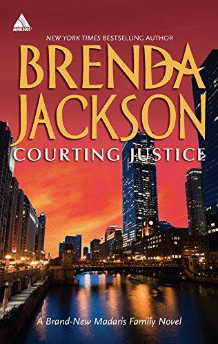 9780373534739: Courting Justice (Madaris Family Saga)