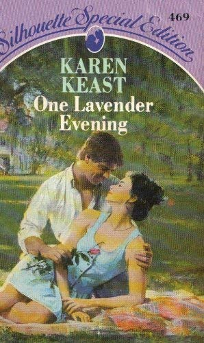 9780373574612: One Lavender Evening