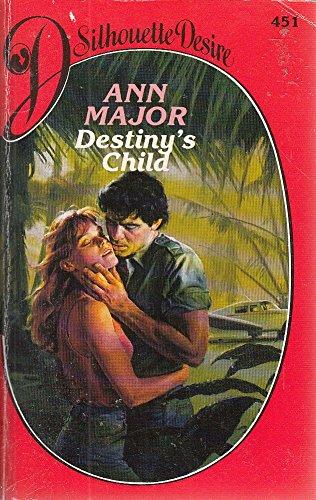 9780373575183: Destiny's Child (Silhouette Desire)