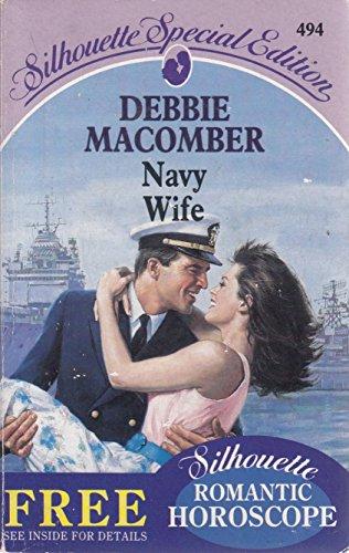 9780373575473: Navy Wife