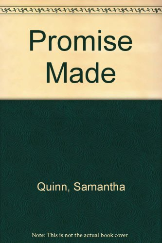 9780373577576: Promise Made