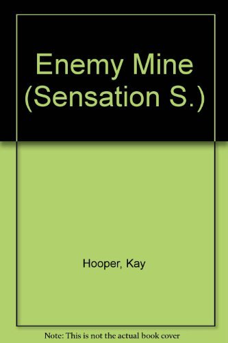 9780373578436: Enemy Mine (Sensation)