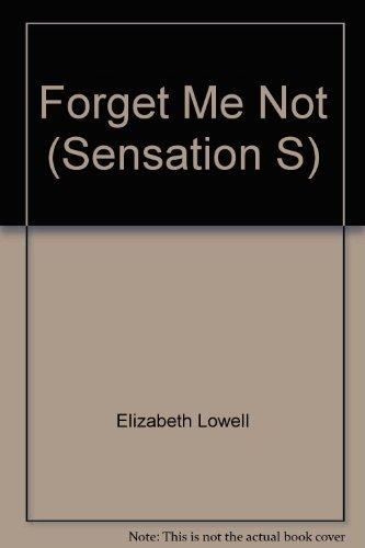 9780373579327: Forget Me Not (Sensation)